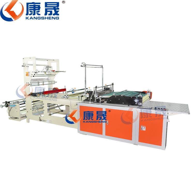 广东厂家供应30寸边封制袋机 OPP服装袋生产设备 热封热切封口机