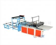 专业供应 双列热封冷切制袋机 产量高速度快