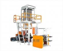 PE吹膜机 高压吹膜机生产厂家